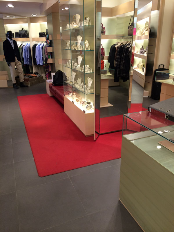 Aigner Shop Berlin 2
